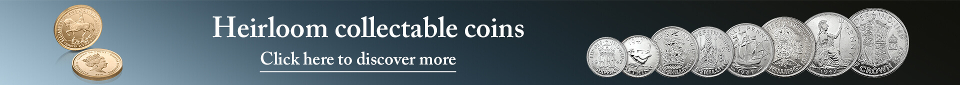 Shop Heirloom Collectable Coins